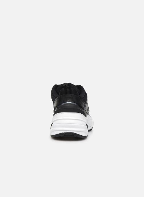 Deportivas Nike W Nike M2K Tekno Ess Negro vista lateral derecha