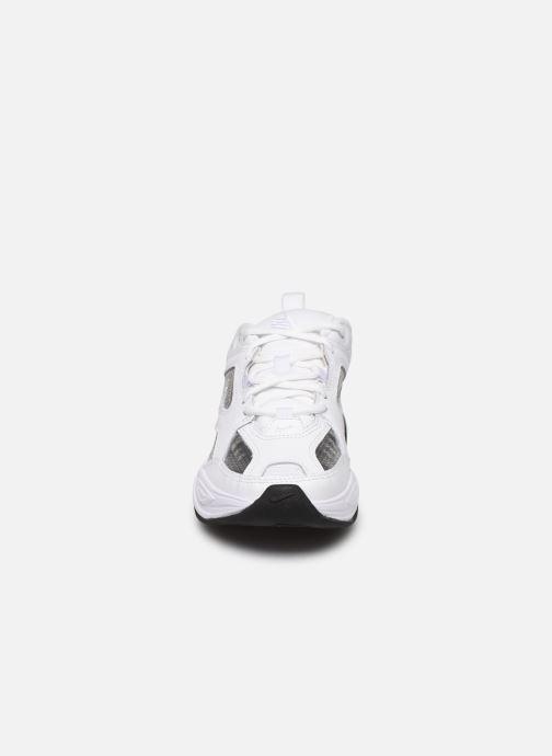Baskets Nike W Nike M2K Tekno Ess Blanc vue portées chaussures