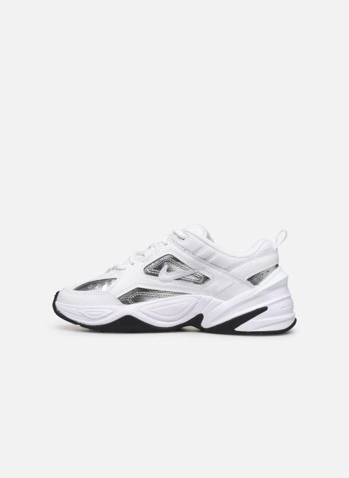 Baskets Nike W Nike M2K Tekno Ess Blanc vue face