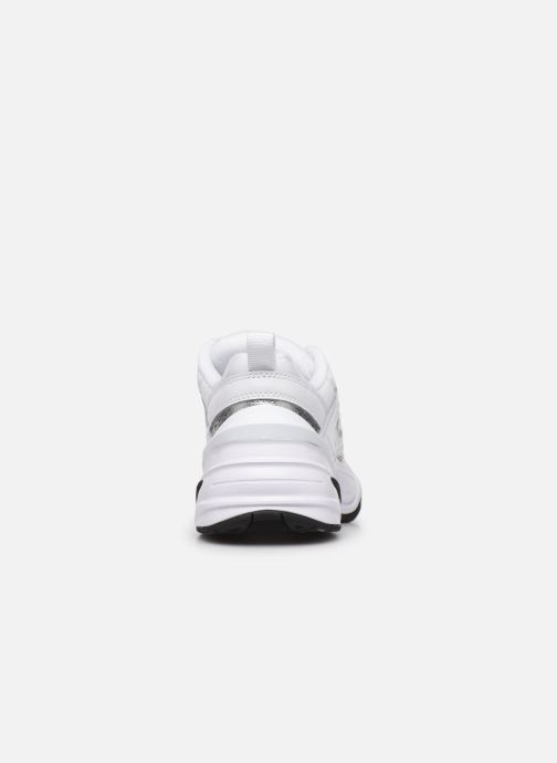 Deportivas Nike W Nike M2K Tekno Ess Blanco vista lateral derecha