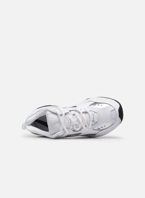 Deportivas Nike W Nike M2K Tekno Ess Blanco vista lateral izquierda