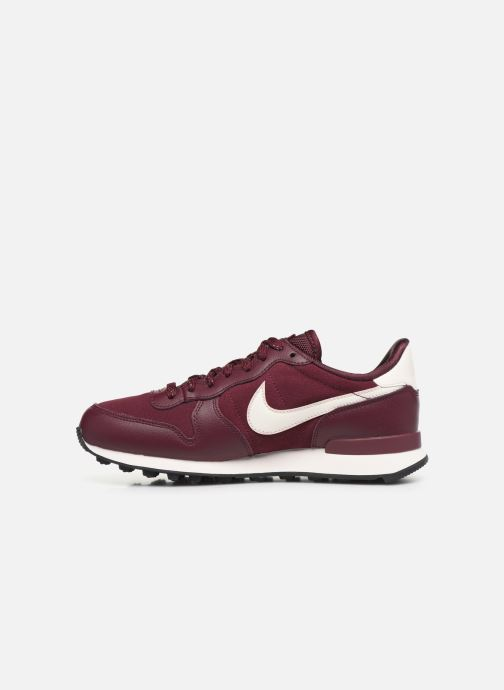 Baskets Nike Nike Internationalist Se Violet vue face