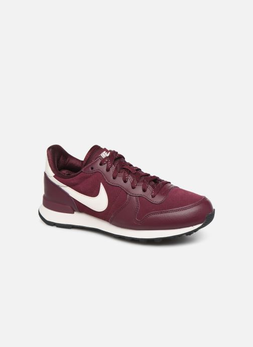 Baskets Nike Nike Internationalist Se Violet vue détail/paire
