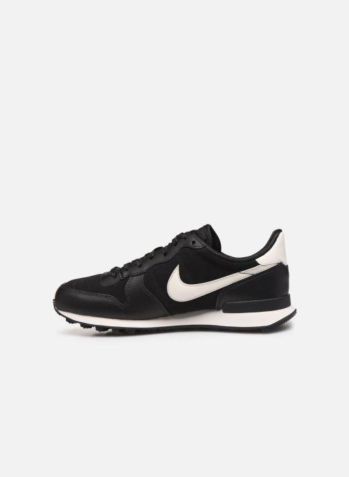 Trainers Nike Nike Internationalist Se Black front view