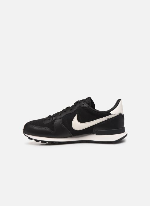 Deportivas Nike Nike Internationalist Se Negro vista de frente