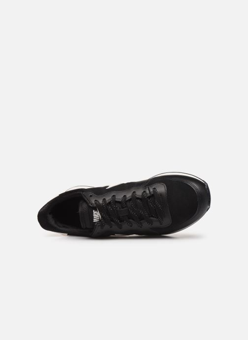 Trainers Nike Nike Internationalist Se Black view from the left