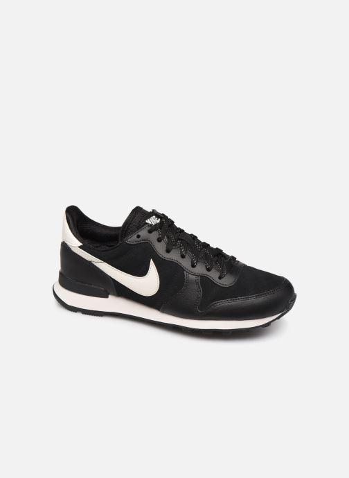 Baskets Nike Nike Internationalist Se Noir vue détail/paire