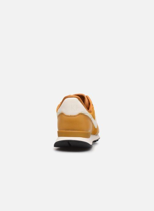 Sneaker Nike Nike Internationalist Se gelb ansicht von rechts