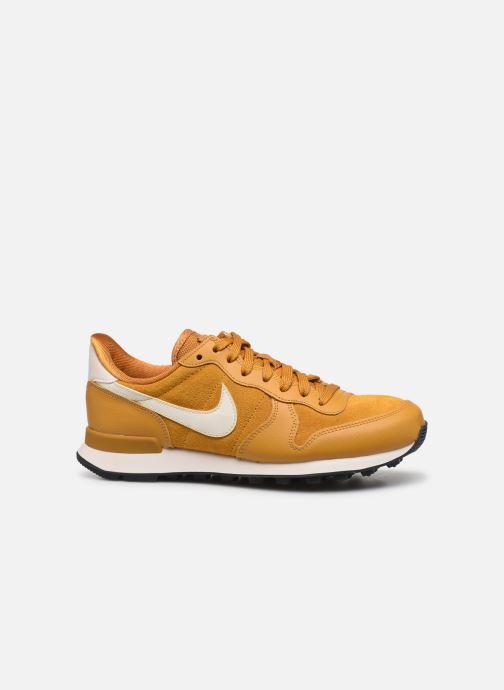 Sneaker Nike Nike Internationalist Se gelb ansicht von hinten