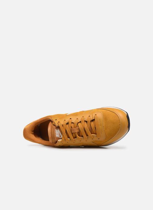 Sneaker Nike Nike Internationalist Se gelb ansicht von links