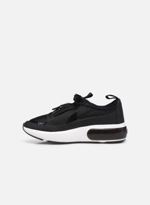 Sneaker Nike W Nike Air Max Dia Winter schwarz ansicht von vorne