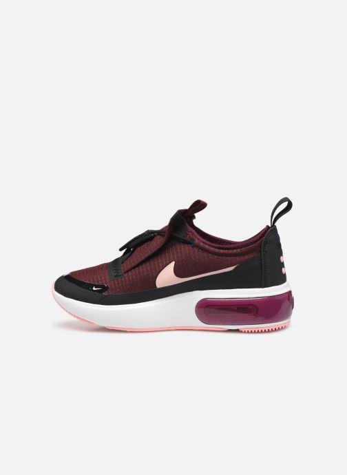Baskets Nike W Nike Air Max Dia Winter Bordeaux vue face