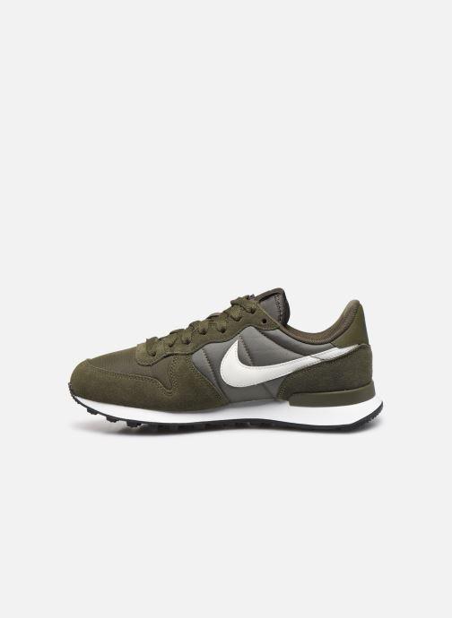 Deportivas Nike Nike Internationalist Women'S Shoe Verde vista de frente
