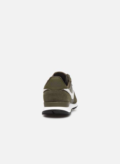 Deportivas Nike Nike Internationalist Women'S Shoe Verde vista lateral derecha