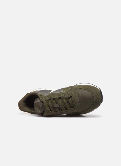 Deportivas Nike Nike Internationalist Women'S Shoe Verde vista lateral izquierda