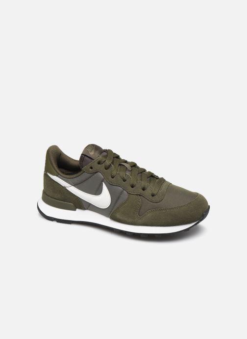Baskets Nike Nike Internationalist Women'S Shoe Vert vue détail/paire