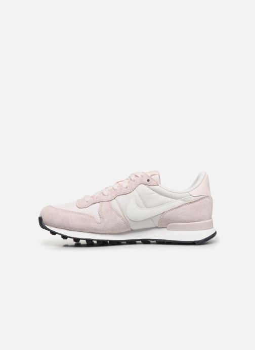 Trainers Nike Nike Internationalist Women'S Shoe Pink front view