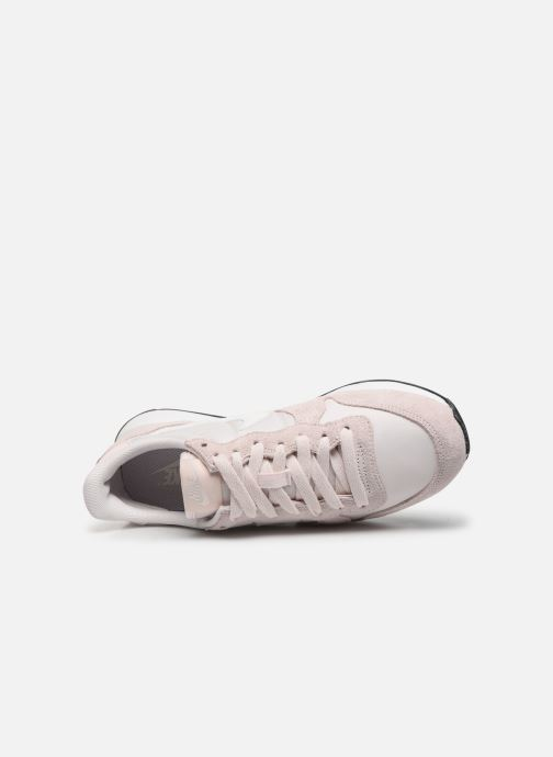 Trainers Nike Nike Internationalist Women'S Shoe Pink view from the left