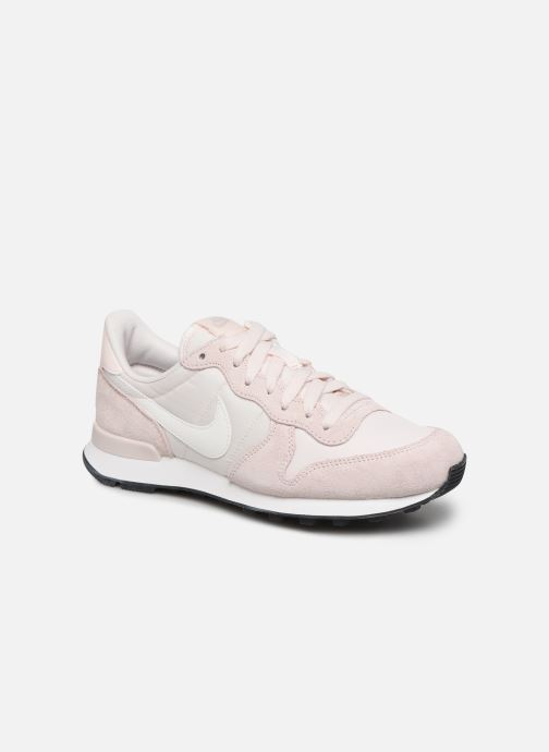 Trainers Nike Nike Internationalist Women'S Shoe Pink detailed view/ Pair view