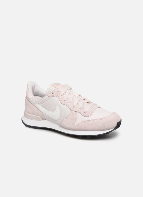 Trainers Nike Nike Internationalist Women'S Shoe Pink detailed view/ Pair view