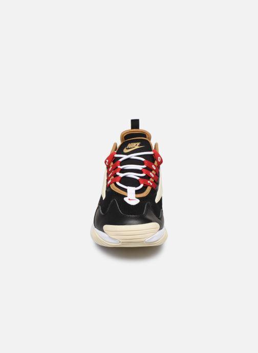 Baskets Nike W Nike Zoom 2K Noir vue portées chaussures