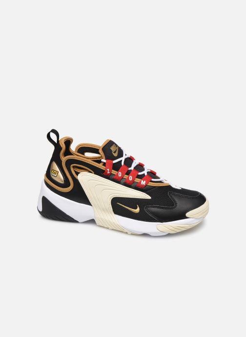 Nike Sportswear ZOOM 2K Sneakers blackmetallic gold