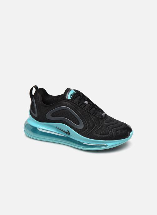 Nike Air Max 720 Sneakers BlackBlackAurora GreenDark Grey