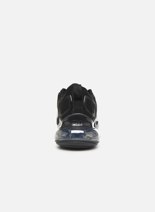 Trainers Nike W Nike Air Max 720 Black view from the right