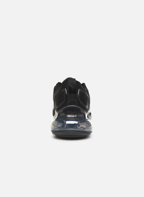 Deportivas Nike W Nike Air Max 720 Negro vista lateral derecha