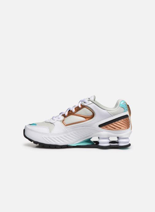 Sneaker Nike Nike Shox Enigma mehrfarbig ansicht von vorne