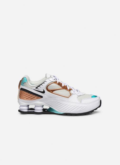 Deportivas Nike Nike Shox Enigma Multicolor vistra trasera