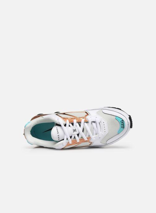 Sneaker Nike Nike Shox Enigma mehrfarbig ansicht von links