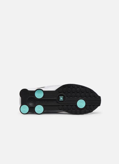 Baskets Nike Nike Shox Enigma Multicolore vue haut