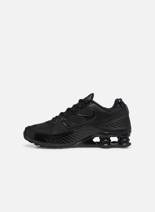Deportivas Nike Nike Shox Enigma Negro vista de frente