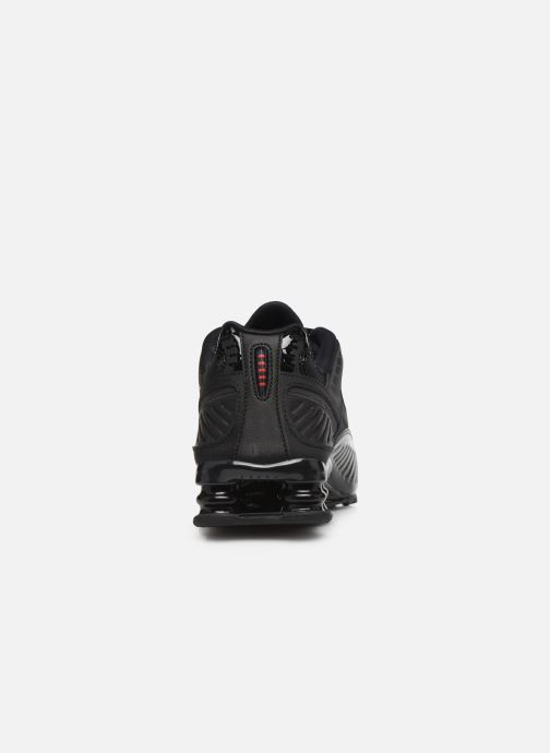 Trainers Nike Nike Shox Enigma Black view from the right