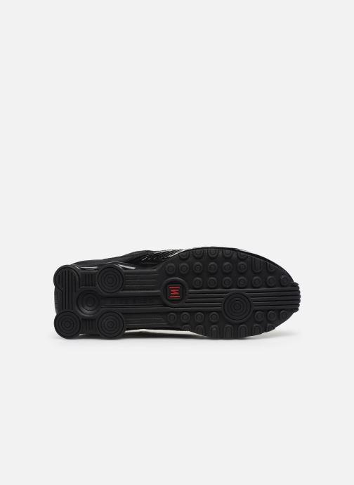 Baskets Nike Nike Shox Enigma Noir vue haut
