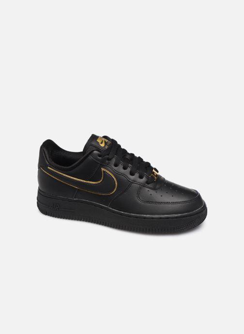 Nike Nike Air Force 1 '07 Essential (Noir) - Baskets chez Sarenza ...