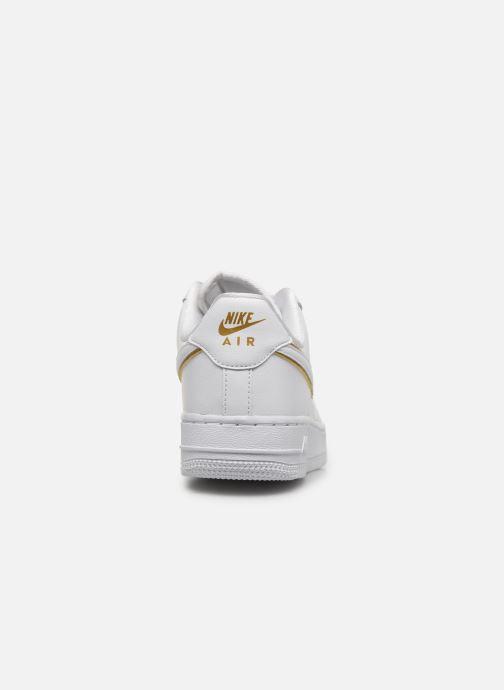 Baskets Nike Nike Air Force 1 '07 Essential Blanc vue droite