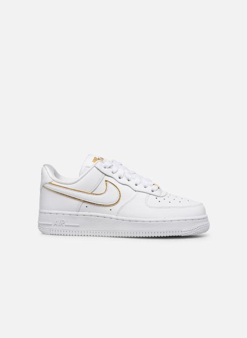 Baskets Nike Nike Air Force 1 '07 Essential Blanc vue derrière