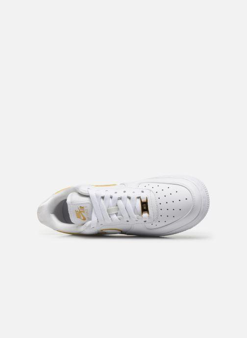 Baskets Nike Nike Air Force 1 '07 Essential Blanc vue gauche