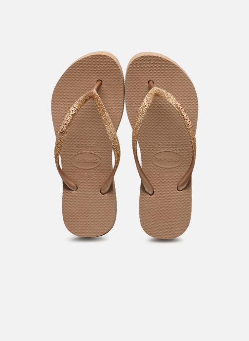 Slippers Dames Hav. Slim Flatform Glitter W