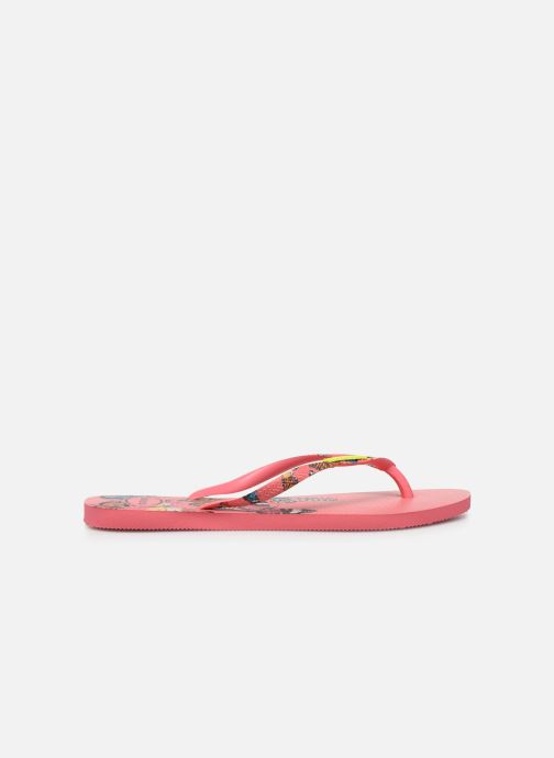 Chanclas Havaianas HAV. SLIM SENSATION Multicolor vistra trasera