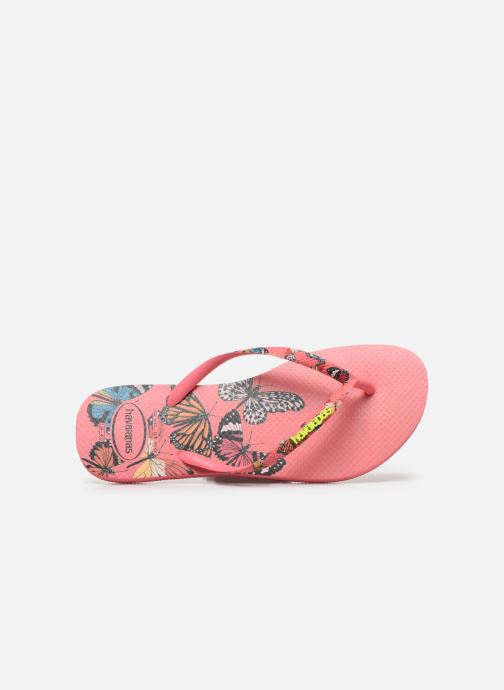 Chanclas Havaianas HAV. SLIM SENSATION Multicolor vista lateral izquierda