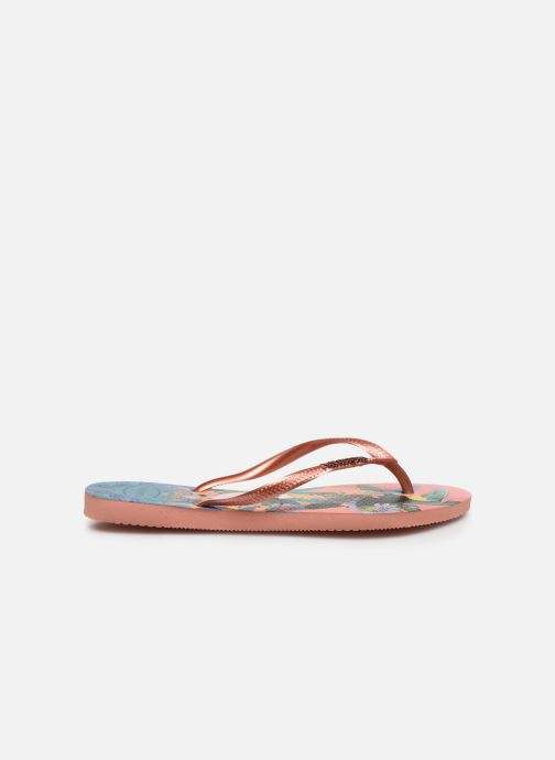 Chanclas Havaianas HAV. SLIM TROPICAL Multicolor vistra trasera