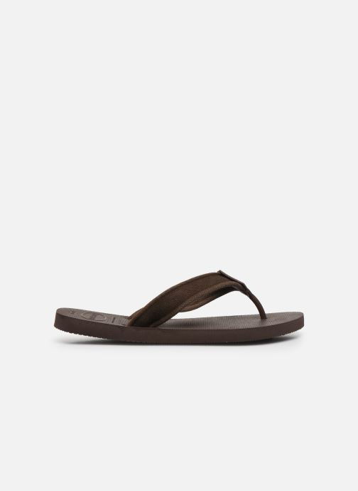 Tongs Havaianas HAV. URBAN BASIC II Marron vue derrière