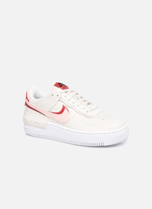 Nike W Af1 Shadow Wit Sneakers Chez Sarenza 411207 In this video i review a brand new model from nike, the nike air force 1 shadow. nike w af1 shadow wit sneakers chez