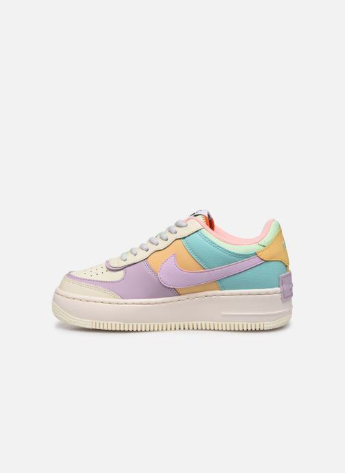 Nike W Af1 Shadow (Multicolore) Baskets chez Sarenza (411209)