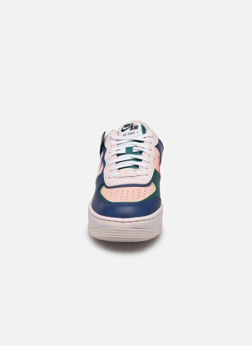 Baskets Nike W Af1 Shadow Multicolore vue portées chaussures
