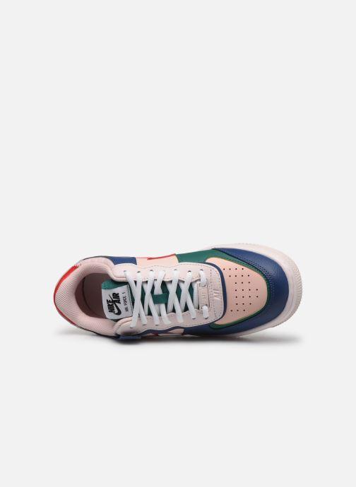 Baskets Nike W Af1 Shadow Multicolore vue gauche