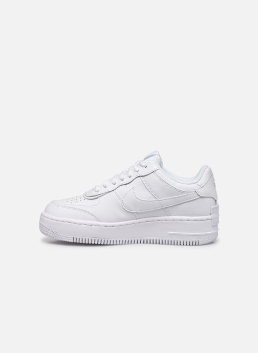 Sneakers Nike W Af1 Shadow Wit voorkant